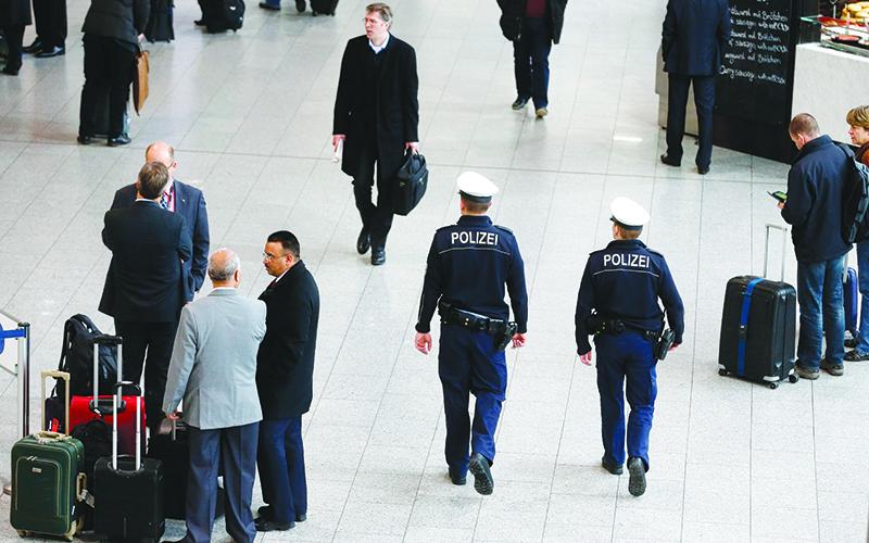 Germany Europe Terror