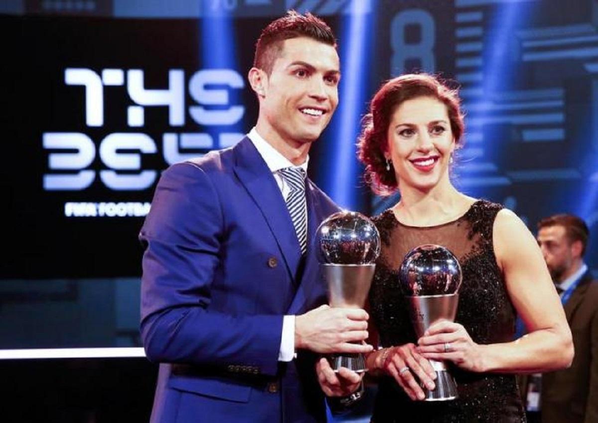 Football Soccer - FIFA Awards Ceremony