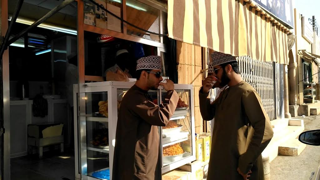Oman's love affair with karak tea