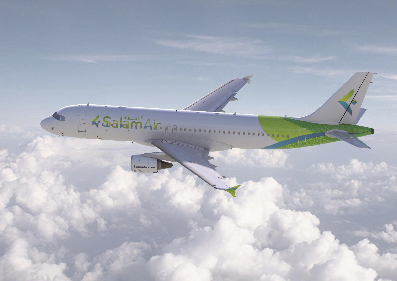 SalamAir - Aircraft