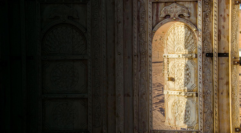Cover-Door