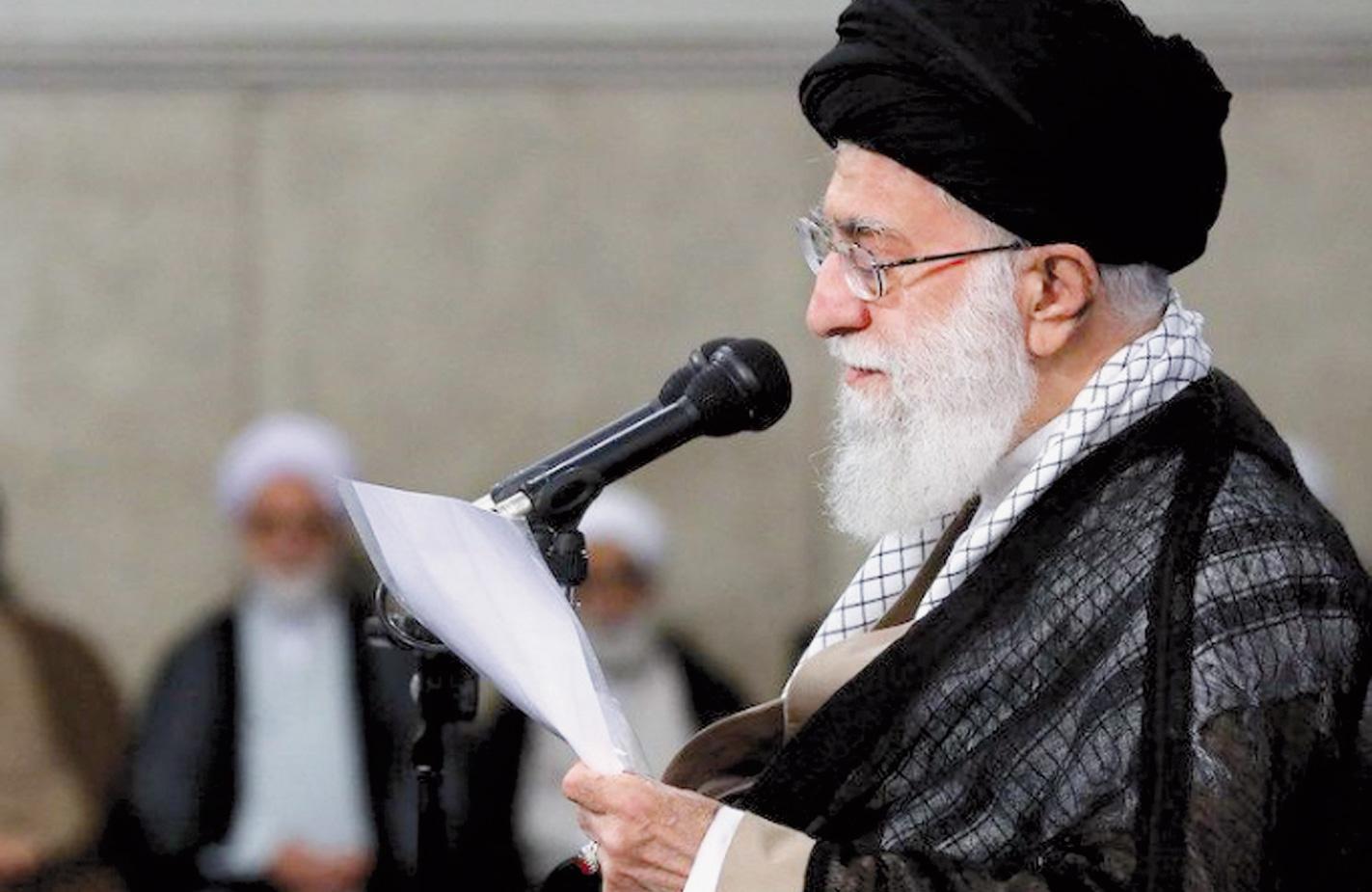 Iran-ayatullah