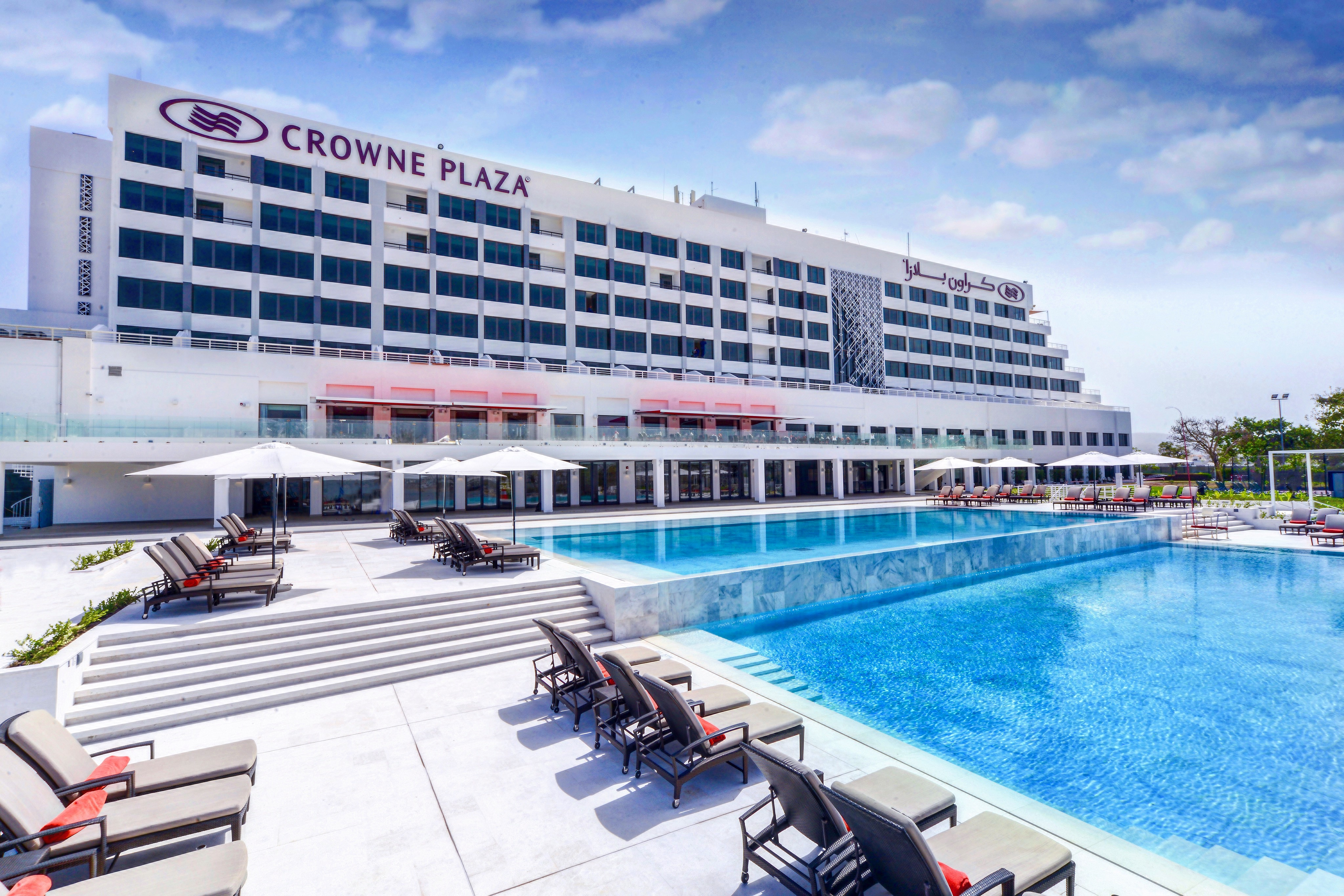 Crowne Plaza Muscat - Reopening (1)