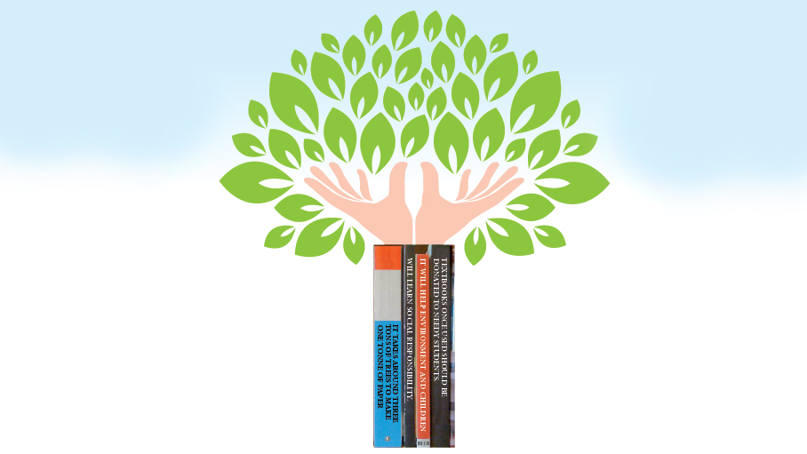 book-spines