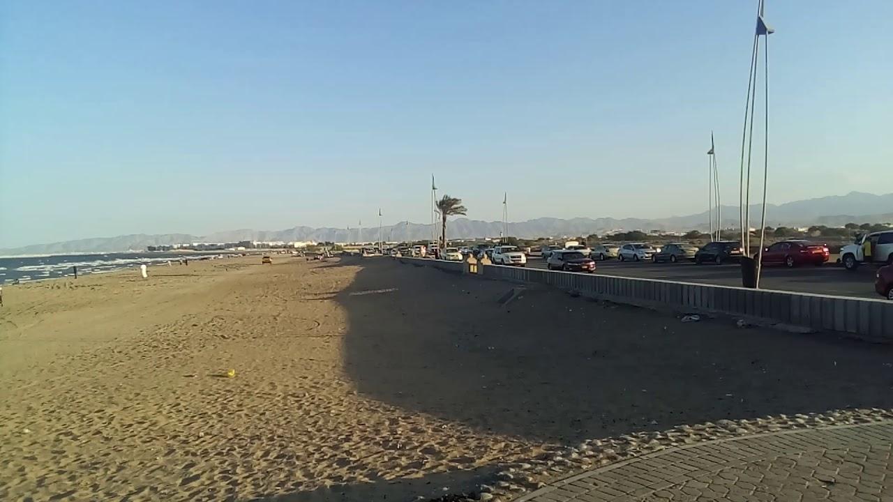 Seeb beach