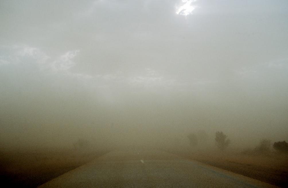 Harmattan Ill Dust Wind Blows