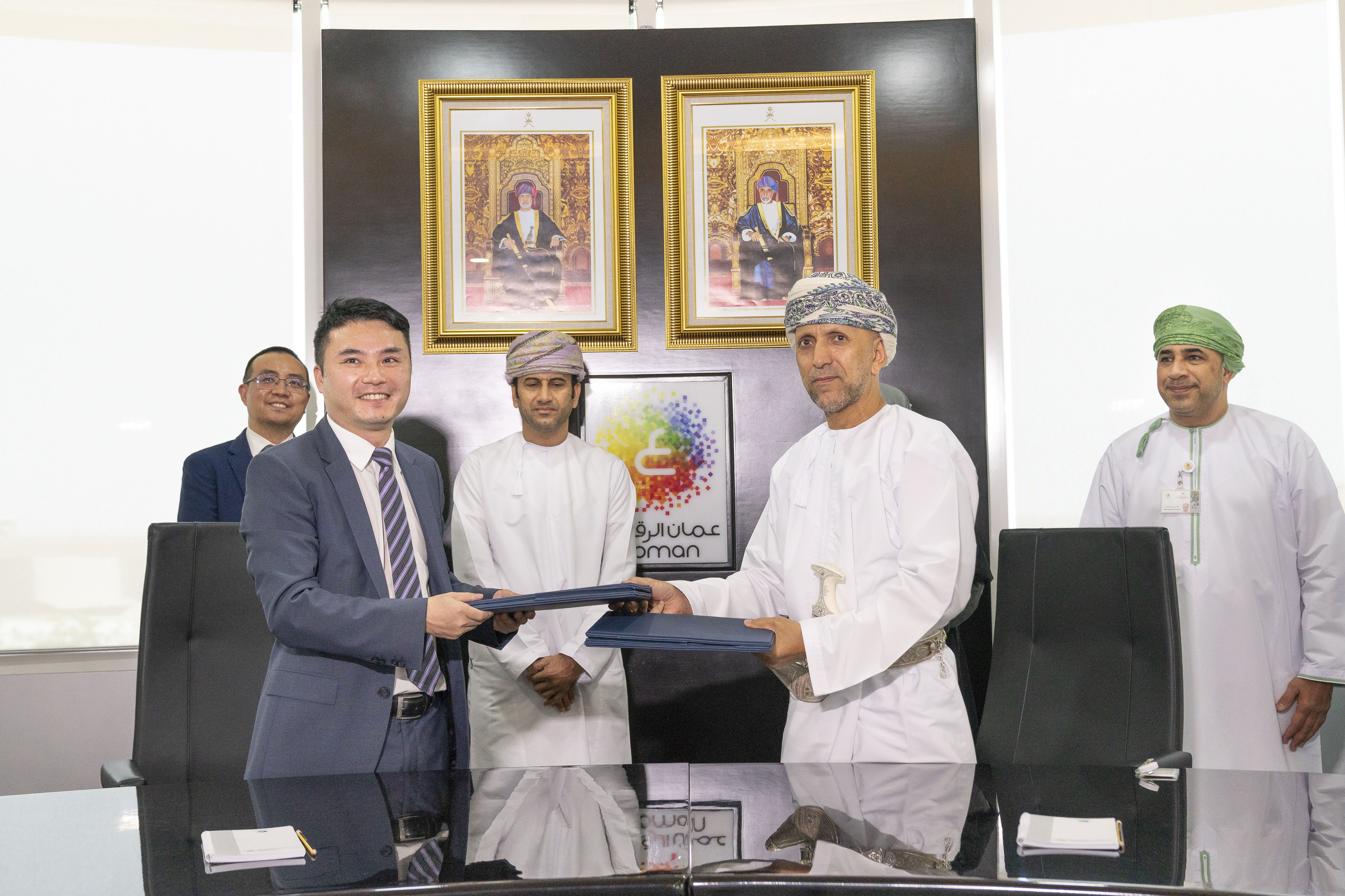 MTC and Huawei Sign MoU