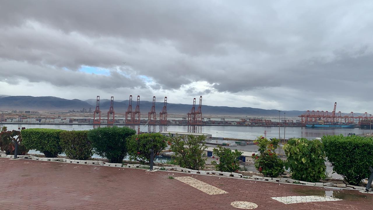 Salalah Port new 2